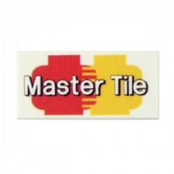 Lego Minifig Custom EclipseGrafx Carte de Credit Master Tile (Tile 1x2) (La Petite Brique)