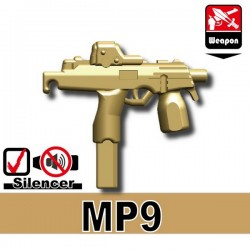 MP9 (Dark Tan)