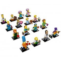 LEGO Serie 2 Les Simpson - 16 minifigures - 71009 (La Petite Brique)