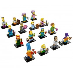 LEGO Series 2 The Simpsons - 16 minifigures - 71009
