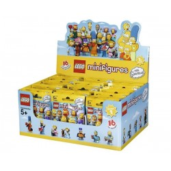 LEGO Series 2 The Simpsons - box of 60 minifigures - 71009
