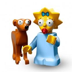Lego Minifig Serie 2 Les Simpson 71009 - Maggie Simpson (La Petite Brique)