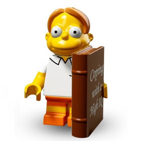 Lego Minifig Serie 2 Les Simpson 71009 - Martin Prince (La Petite Brique)