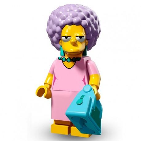 Lego Minifig Serie 2 Les Simpson 71009 - Patty Bouvier (La Petite Brique)