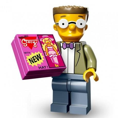 Lego Minifig Serie 2 Les Simpson 71009 - Waylon Smithers Jr (La Petite Brique)