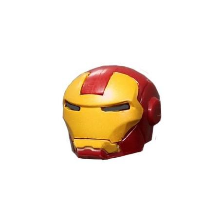 MK Dark Red Helmet