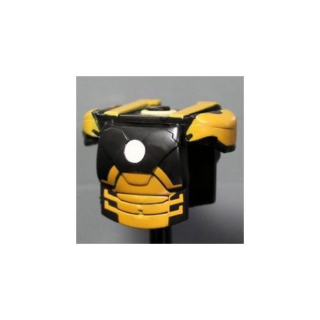 Lego Accessoires Minifig Custom CLONE ARMY CUSTOMS Armure MK Black (La Petite Brique)