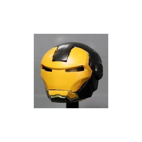 MK Black Helmet