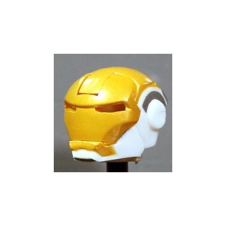 MK White Helmet