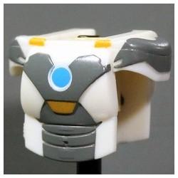 MK White Armor