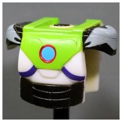 Lego Accessoires Minifig Custom CLONE ARMY CUSTOMS Armure MK Infinity (La Petite Brique)