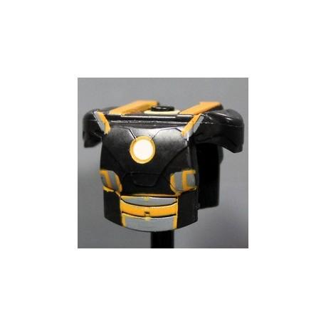 MK Grid Orange Armor