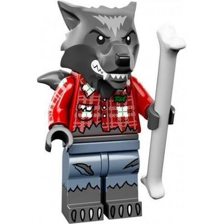 Lego Minifig Serie 14 71010 - l'Homme Loup (La Petite Brique)