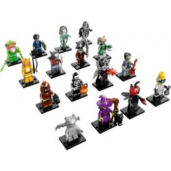 Lego Minifig Serie 14 71010 - 16 minifigures (La Petite Brique)