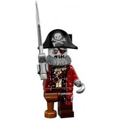 Lego Minifig Serie 14 71010 - le Pirate Zombie (La Petite Brique)