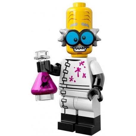 Lego Minifig Serie 14 71010 - le Monstre Scientifique (La Petite Brique)