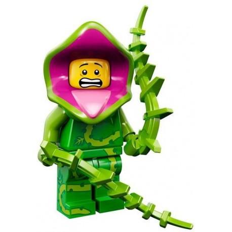 Lego Minifig Serie 14 71010 - le Monstre Plante (La Petite Brique)