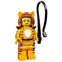 Lego Minifig Serie 14 71010 - la Femme Tigre (La Petite Brique)