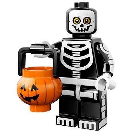Lego Minifig Serie 14 71010 - l'Homme Squelette (La Petite Brique)