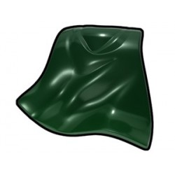 Dark Green Cape