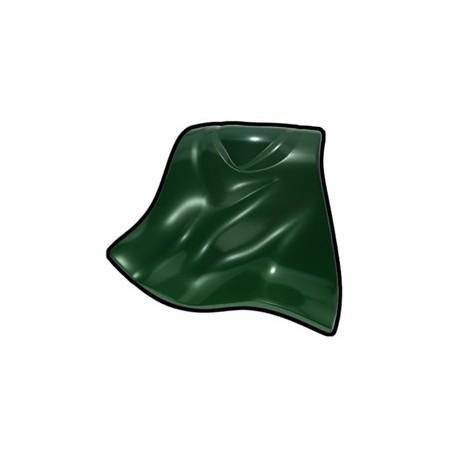 Lego Accessoires Minifig Custom AREALIGHT Dark Green Cape (La Petite Brique)
