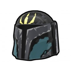 Black Pre Hunter Helmet