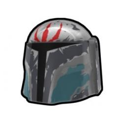 Silver Pre Hunter Helmet