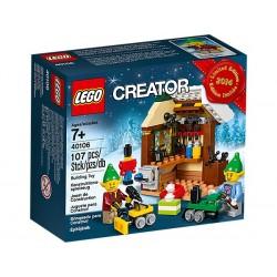 Lego Creator 40106 - L'atelier de jouets (La Petite Brique)