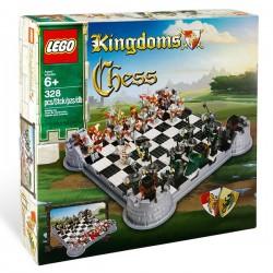 Lego Kingdoms 853373 - Jeu d'échecs Kingdoms (La Petite Brique)