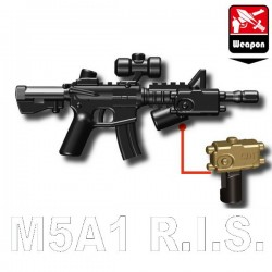 M5 R.I.S. (Pearl Dark Black)