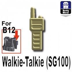 Walkie-Talkie (SG100) (Tan)