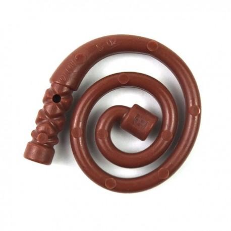 Lego Accessoires Minifig Fouet (Reddish Brown) (La Petite Brique)
