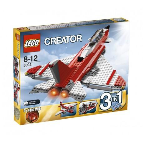 5892 - L'avion supersonique