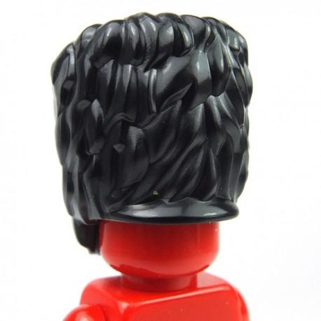 Lego Accessoires Minifig Chapeau Garde royale (noir) (La Petite Brique)
