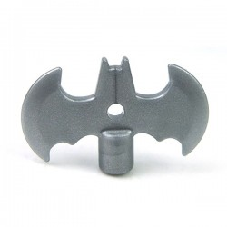 Batarang (Light Silver)