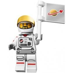 Lego Minifig Serie 15 71011 - l'astronaute (La Petite Brique)