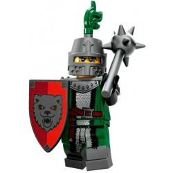 Lego Minifig Serie 15 71011 - le chevalier de l'effroi(La Petite Brique)