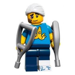 Lego Minifig Serie 15 71011 - l'homme maladroit (La Petite Brique)