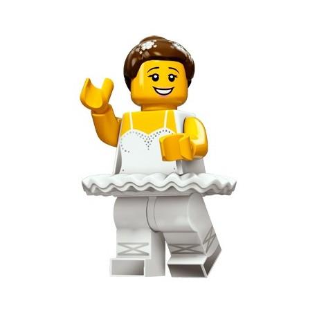 Lego Minifig Serie 15 71011 - la ballerine (La Petite Brique)