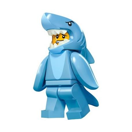Lego Minifig Serie 15 71011 - l'homme requin (La Petite Brique)