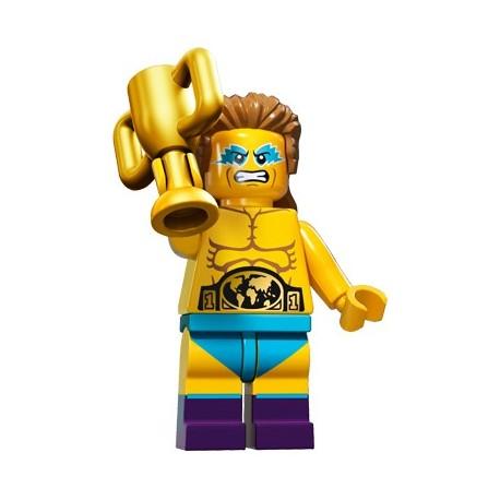 Lego Minifig Serie 15 71011 - le champion de lutte (La Petite Brique)