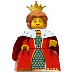 Lego Minifig Serie 15 71011 - la reine (La Petite Brique)