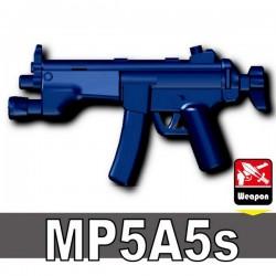 Lego Accessoires Minifig Custom SIDAN TOYS MP5A5s (Dark Blue) (La Petite Brique)