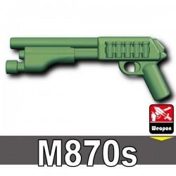 Lego Accessoires Minifig Custom SIDAN TOYS M870s (Sand Green) (La Petite Brique)