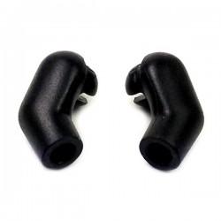 Lego Accessoires Minifig Bras (Black) la paire (La Petite Brique)