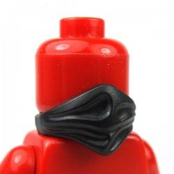 Lego Accessoires Minifig Bandana (Noir) (La Petite Brique)