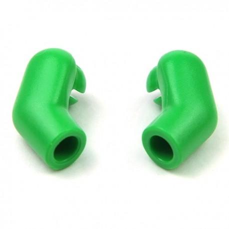 Lego Accessoires Minifig Bras (Bright Green) la paire (La Petite Brique)