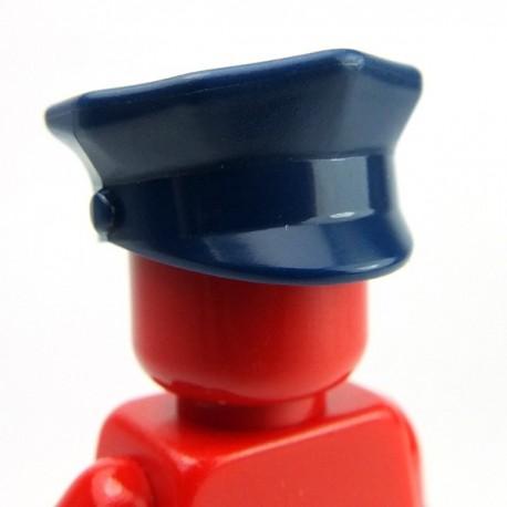 Dark Blue Police Hat