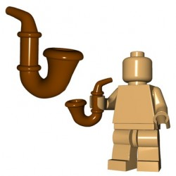 Gentleman's Pipe (Brown)