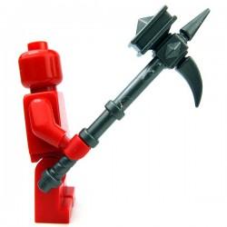 Lego Accessoires Minifig Custom BRICKWARRIORS War Hammer (Steel) (La Petite Brique)